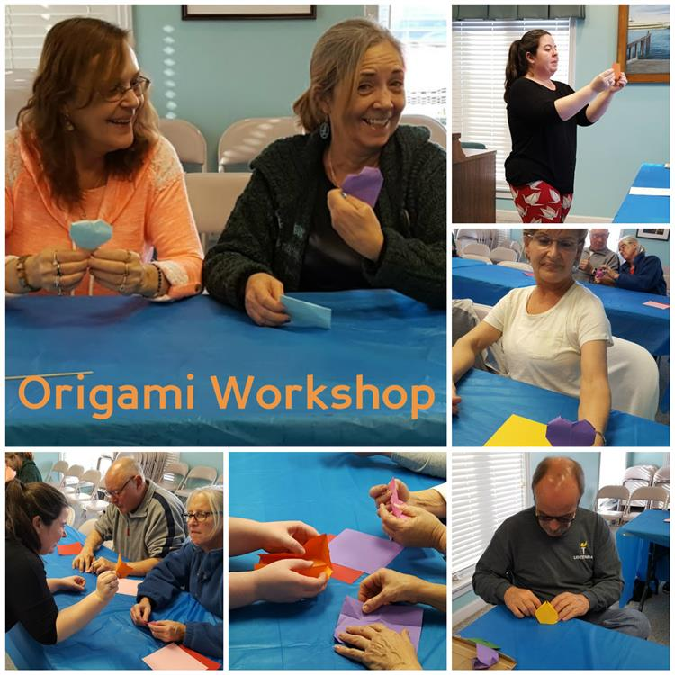 Origami Workshop
