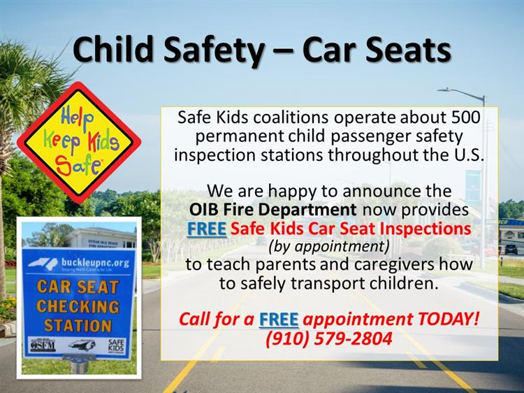 Car Seat Inspections