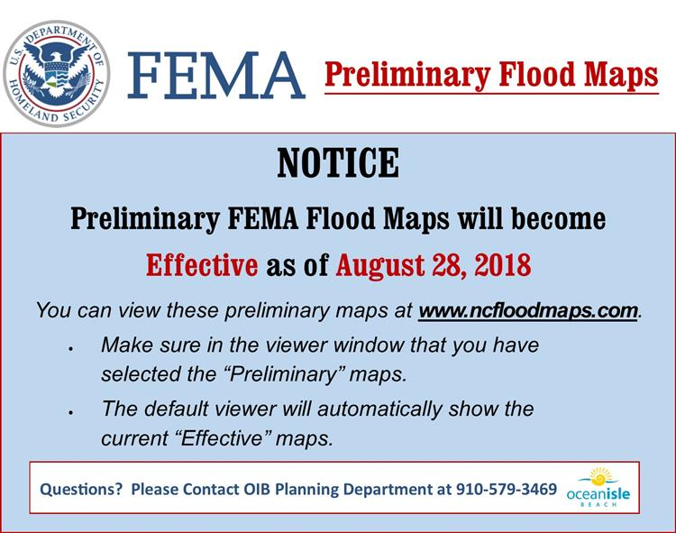 FEMA Flood Maps